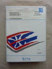 Sita Learning System Sprachkurs Englisch
