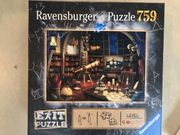 Exit Puzzle Sternwarte 750 Teile