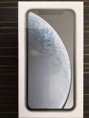 iPhone XR weiß neu