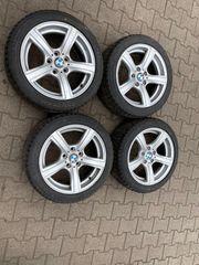 BMW 17 Zoll Felgen Winterreifen