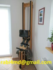 WaterRower Rudergerät