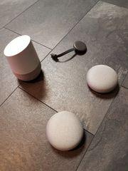 Google Home Smartsystem