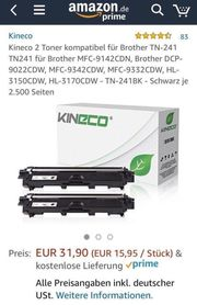 Kineco 2 Toner schwarz kompatibel