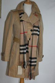 orig Burberry Mantel Trenchcoat Jacke