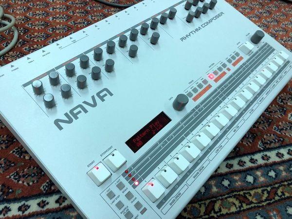 NAVA 909 Drum Machine