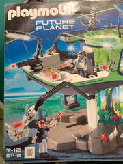 Playmobil Future Planet Station plus
