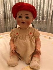 Antike Puppe Marke Halbig