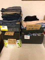 Über 300 Kleidungsstücke