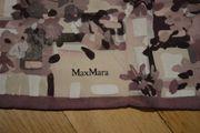 Seidentuch von MAX MARA abstraktes