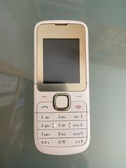 Nokia C 2 weiß mit