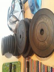 Kunstoff Hantelgewichte
