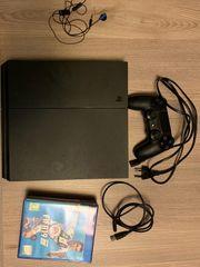 Playstation 4 500GB Controller und