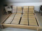 Massives Holz Bett Buche mit