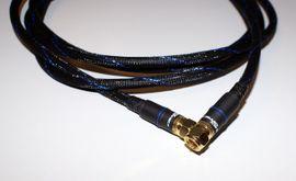 Antenne, Sat, Receiver - SAT-Kabel Black Connect
