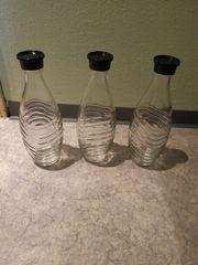 1 Sodastream Glasflaschen