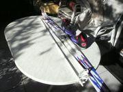 LL-Ski trak LAHTI carbon weiß