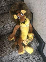 NEU Madagascar Löwe Alex Plüschtier