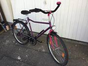 Herren Fahrrad von Biria mit