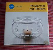 Original Jenaer Glas Teestövchen