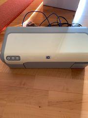 HP Deskjet D2360 Drucker