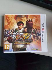 3DS Super Street fighter IV