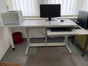 Büro-Computer Tisch