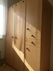Kleiderschrank Kinderzimmer Buche - Top Zustand
