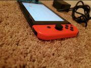Nintendo Switch 32GB neon-rot neon-blau