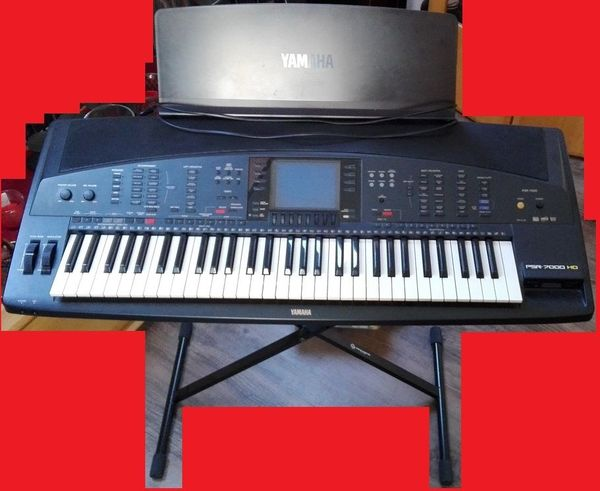Keyboard E-Piano Yamaha PSR 7000