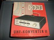 DDR RFT Konverter II