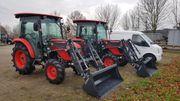 47 PS Branson Allrad Traktor