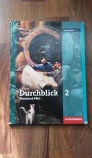 Geschichte Buch Durchblick 2 Rheinland-Pfalz
