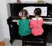 Klavierunterricht und Keyboardunterricht für Kinder
