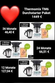Thermomix 6 kennen lernen Top