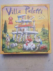 Villa Paletti Brettspiel