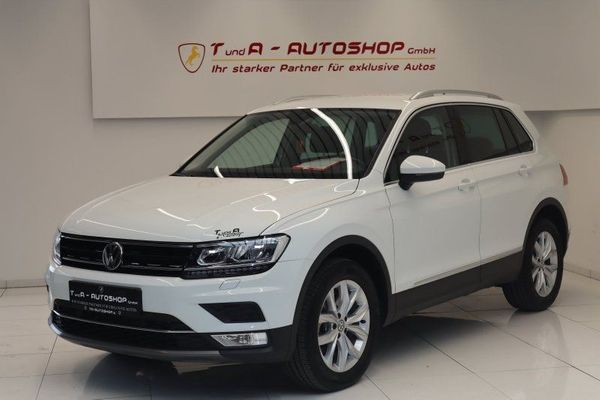 VW Tiguan 2 0 TSI