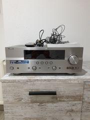 Yamaha AV Receiver RX-V765 silber