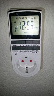Zeitschaltuhr elektrisch