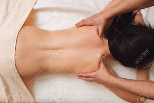 Entspannungsmassage für Frauen