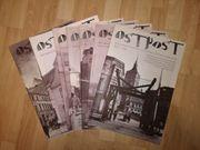 7 Ausgaben von Ostpost - Östliche