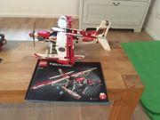 Lego technic 42040 Löschflugzeug