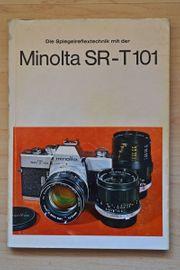 Buch zur Minolta SR-T 101