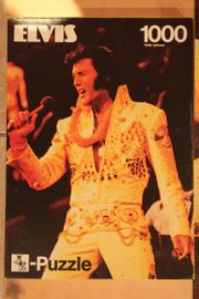 Elvis Presley Puzzle 1000 Teile