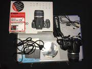 Canon EOS 400D digitale Spiegelreflexkamera