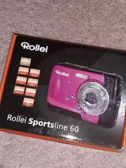 Rollei Sportsline 60 rosa wasserfest