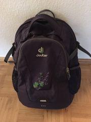 Praktischer Rucksack von Deuter