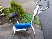 Hometrainer-Fahrrad
