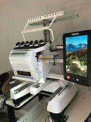 Brother PR1050X Industrielle Stickmaschine