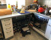 Wunderschöne funktionelle ALNO-Küche für 1000