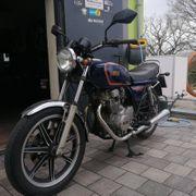 XS400 Yamaha Motorrad